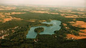 Wyspa Edwarda na jeziorze Zaniemyskim - groza i zabawa z hrabią Raczyńskim