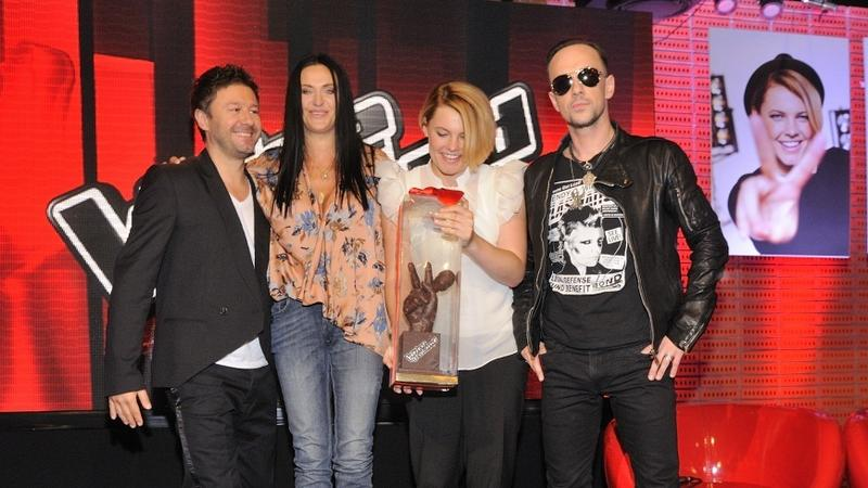 "Jury programu ""The Voice of Poland"" (fot. mwmedia)"