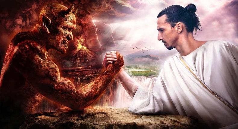 Zlatan Ibrahimovic will be playing for Manchester United this season