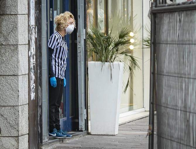 Nema izlaska iz kuće bez maske na licu, vlasti u Lombardiji naredile