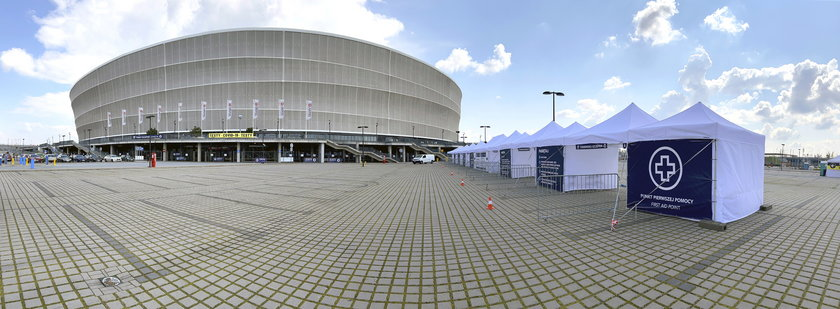 Za mało szczepionek dla Stadionu Wrocław