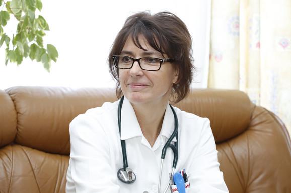 Prof. dr Aleksandra Nikolić
