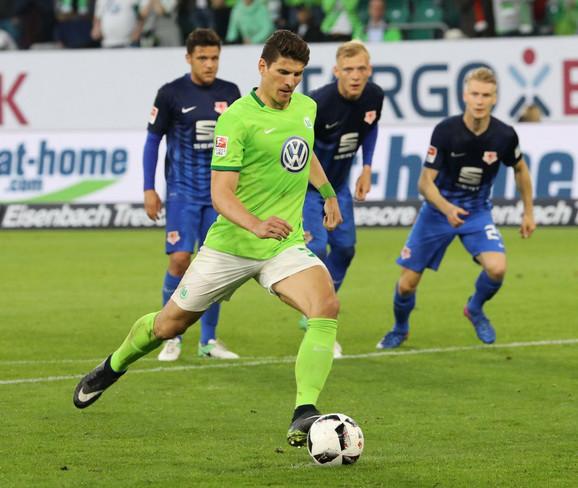 Gol Gomeza za pobedu