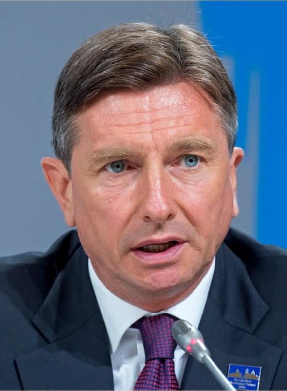 Tema samita biće i bezbednosna situacija u regionu: Borut Pahor