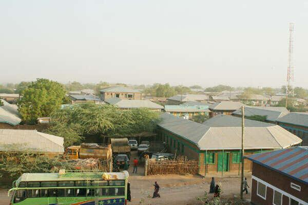 An overview of Mandera town