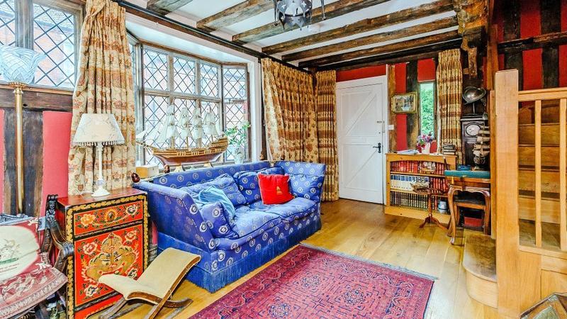 Dom rodziców Harry'ego Pottera na sprzedaż
