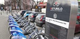 Z Veturilo korzystają już czworonogi! Nietypowy pasażer robi furorę w sieci