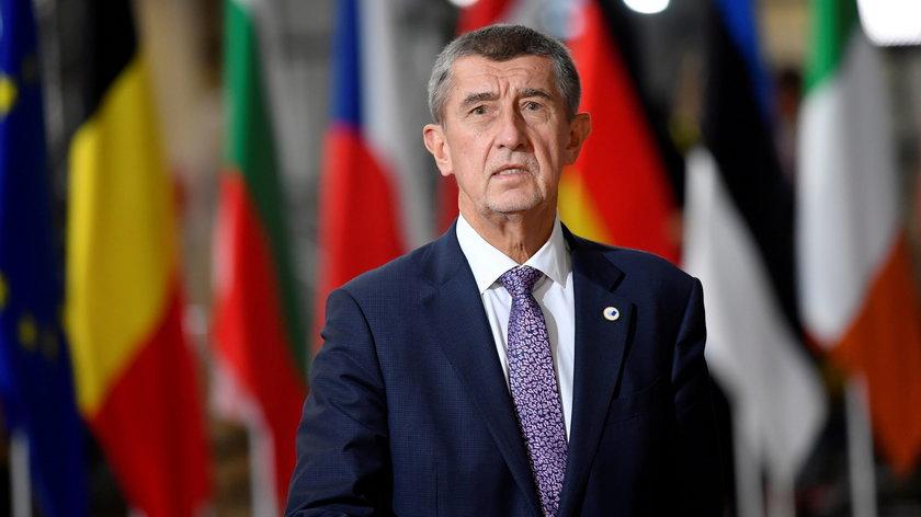 Premier Andrej Babisz
