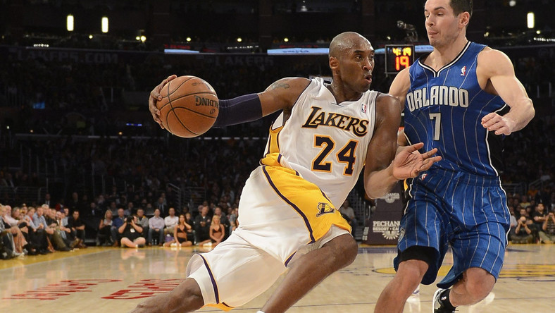 Kobe Bryant i J.J. Redick