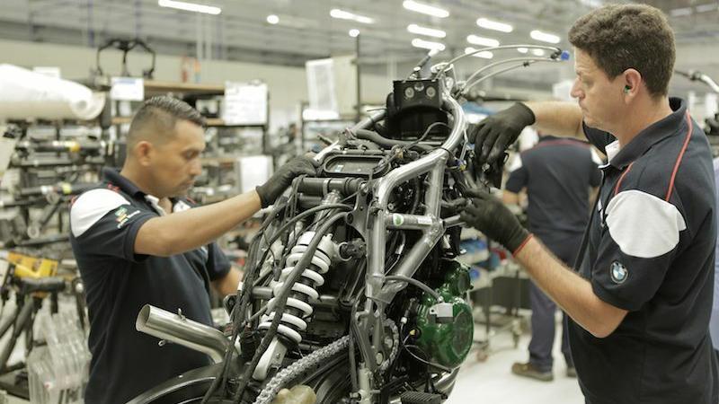 Fabryka BMW Motorrad w Manaus