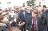 Kraljevo 03 - Prermijerka Brnabić u poseti Radničkom naselju - Foto N.Božović