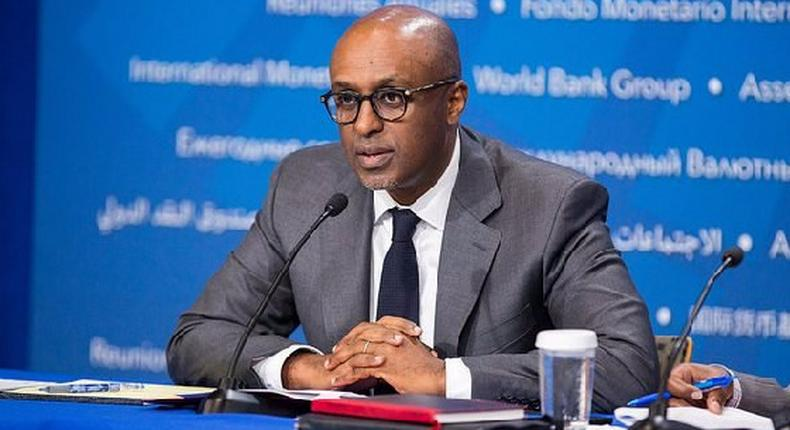 IMF Director of African Department, Abebe Aemro Selassie
