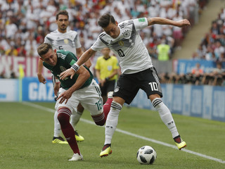Group F Germany vs Mexico