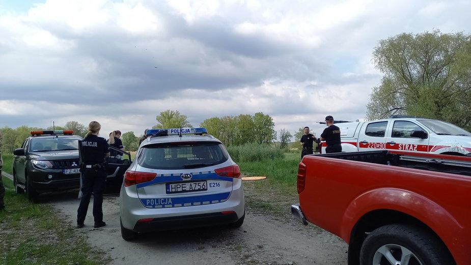 Poszukiwania 13-letniego Filipa Pasiewicza oraz 15-letniego Marka Gawryszaka