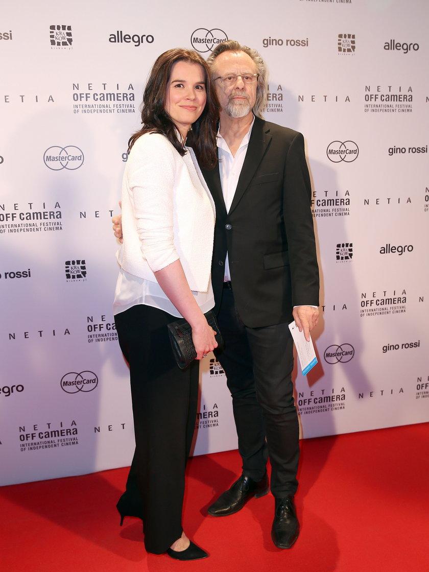 J.A.P.Kaczmarek i Aleksandra Twardowska
