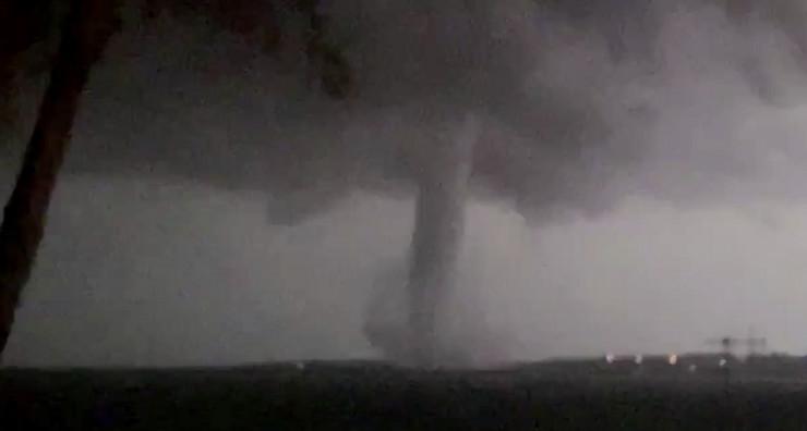 tornado dalas