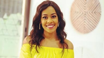 Victoria Rubadiri's long-awaited message after winning the Komla Dumor award