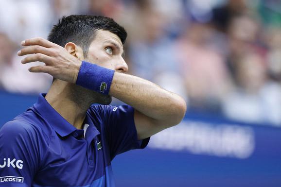 Kakav čovek, sa aerodroma pravo na trening! Novak Đoković STIGAO U BEOGRAD posle bolnog US Opena