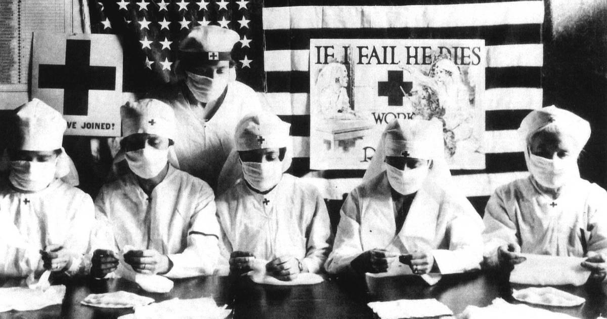 Wird die Welt wirklich alle 100 Jahre von einer Pandemie heimgesucht?