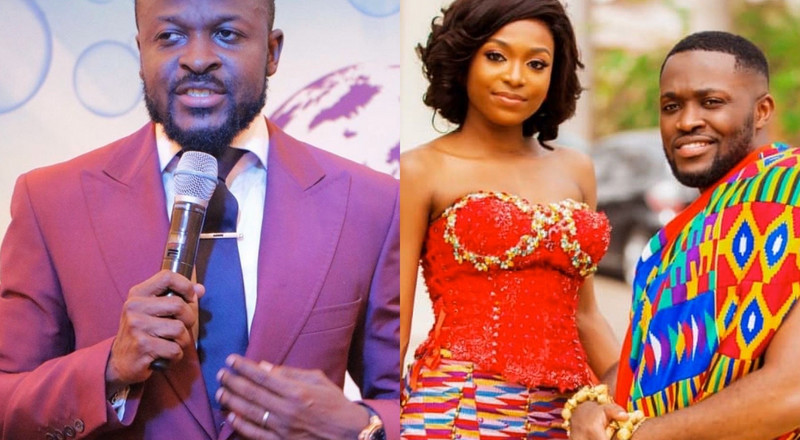 Prophet Daniel Amoateng denies fake prophecy report on Kennedy and Tracy's wedding