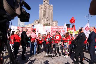 'Znalezienie i utrzymanie profesjonalnej kadry stało się wyzwaniem'. Protest pracowników sądów i prokuratury