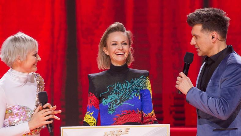 """Kasia Stankiewicz w """"Dance, Dance, Dance"""" / Natasza Młodzik / TVP"""