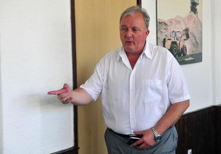 Aleksandar Milovančev, Luka Novi Sad