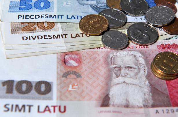 To ostatnie miesiące łotewskiego łata