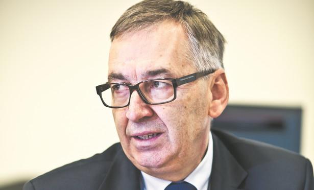 Stanisław Szwed, wiceminister rodziny, pracy i polityki społecznej, fot. Wojtek Górski