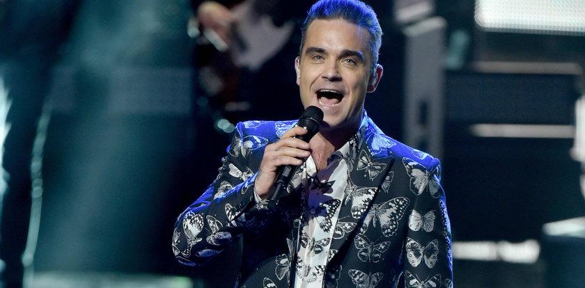 Robbie Williams miał paść ofiarąpłatnego zabójcy