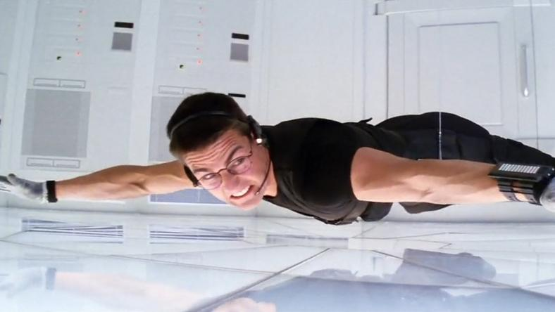 """Mission: Impossible"" - kadr z filmu"