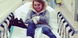 Polska aktorka miała wypadek. Została przewieziona do szpitala...