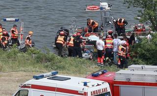 Płock: Na Wiśle rozbił się samolot Jak-52 - zginął pilot z Niemiec