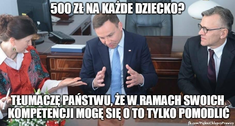 Andrzej Duda: najlepsze memy z prezydentem w roli głównej ...