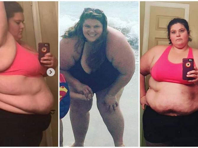 Smršala sam 107 kilograma za SAMO 17 MESECI: Nije bilo NIJEDNE STOLICE u koju mogu da stanem a danas me LJUDI NE PREPOZNAJU