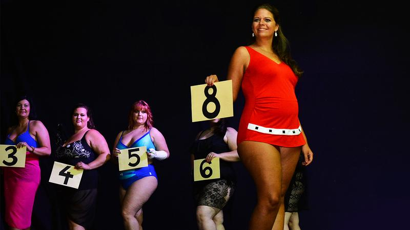 42531470304b Bikiniben pózoltak a Plus Size modellek / Fotó: Faragó Zsolt