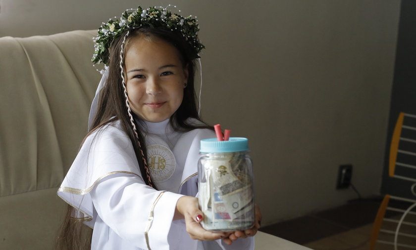 Zuzia oddała prezenty, by ratować Ignasia