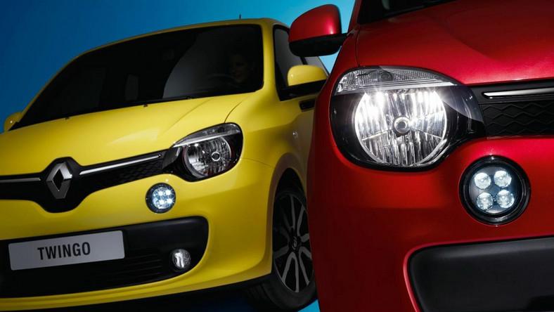 Volkswagen up!, skoda citigo, kia picanto - właśnie te modele trafią na celownik nowego wcielenia renault twingo i nowego peugeot 108. Obaj francuscy producenci zamierzają tymi modelami walczyć o względy kierowców ze szczuplejszym portfelem i takich, którzy głównie poruszają się w mieście. Dziennik.pl prezentuje najnowsze generacje najtańszych modeli Renault i Peugeot. Na początek twingo…