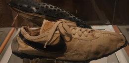 Dostał krocie za zużyte buty!