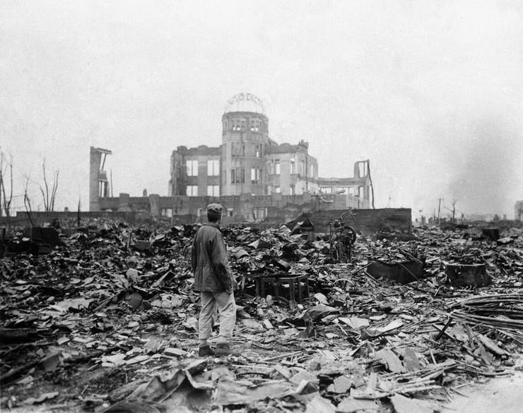 Hirošima, godišnjica, atomska bomba