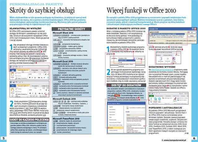 Kurs Microsoft Office 2010 - nowa seria poradników Premium