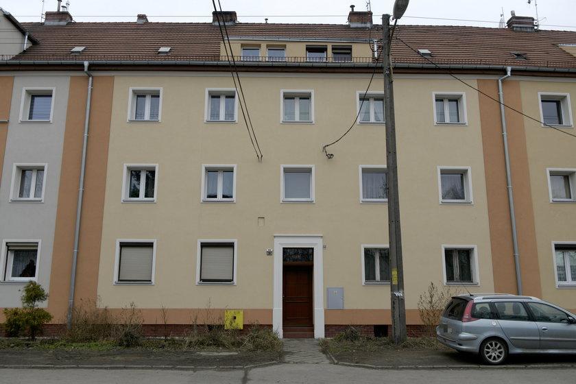 Co wydarzyło się w mieszkaniu przy Mościckiego?