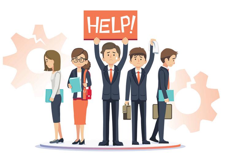 U trećem kvartalu 2019. broj zaposlenih iznosio je 2.938.700, a broj nezaposlenih 308.400