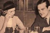Muž i žena, Stare slike, Ilustracija
