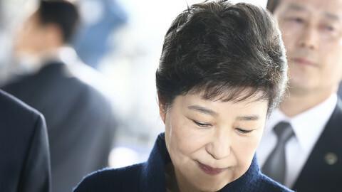 Park Geun Hie ustąpiła z urzędu po skandalu korupcyjnym w Korei Południowej.