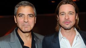 Clooney i Pitt: niecodzienny zakład z Oscarem w tle