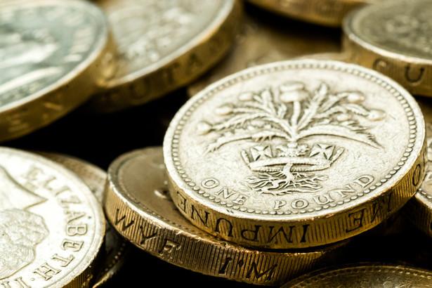 Umocnienie funta nie pomogło giełdzie w Londynie.