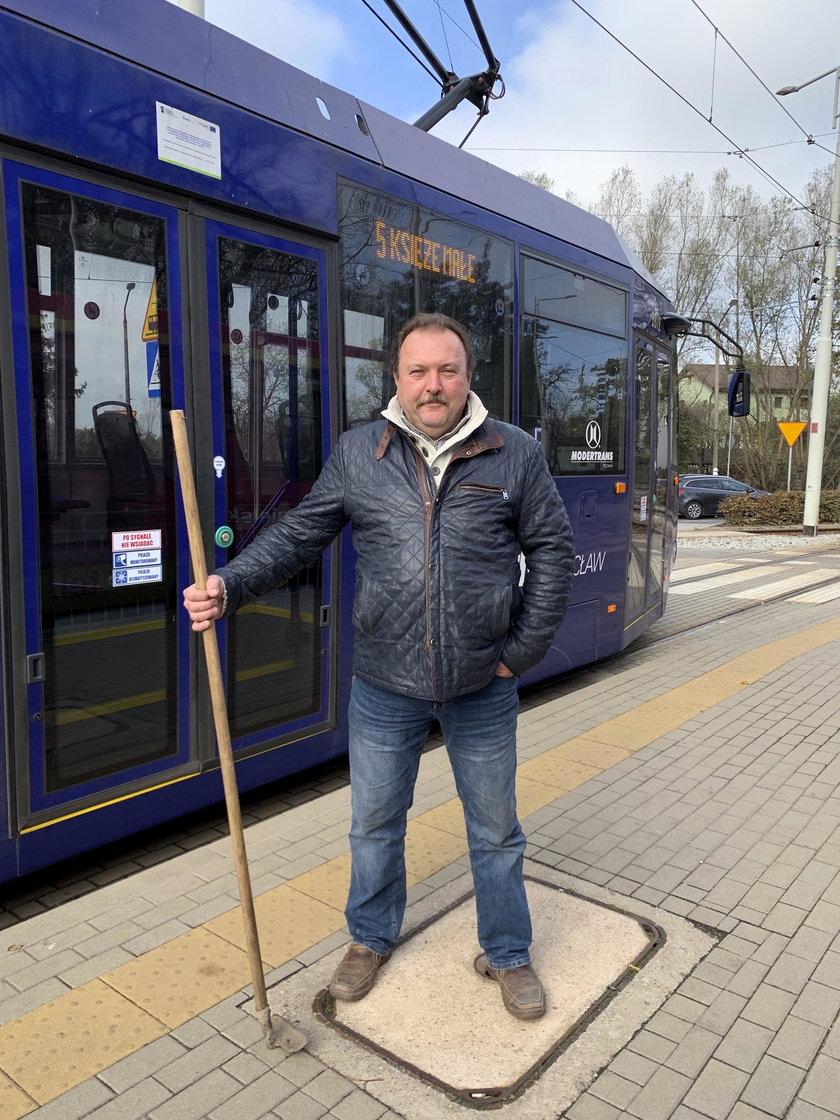 tramwaj we Wrocławiu