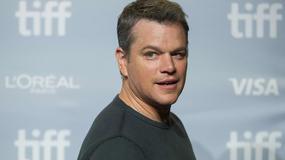 Matt Damon przeprosił za swoje słowa na temat molestowania seksualnego