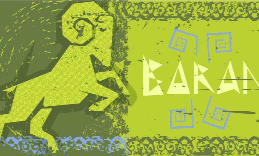 Baran to pierwszy astrologiczny znak zodiaku